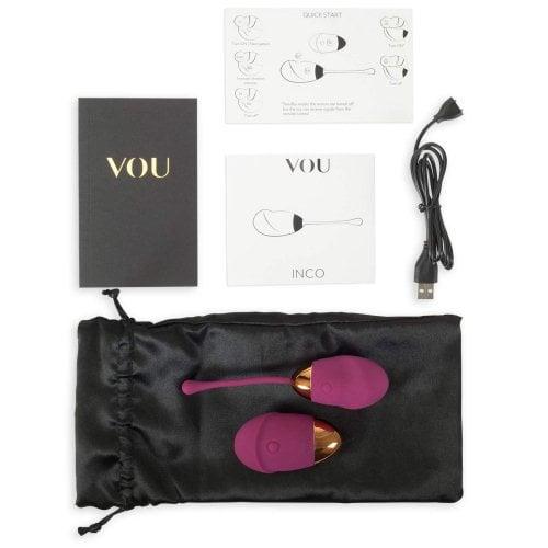 Inco von VOU Verpackung Inhalt
